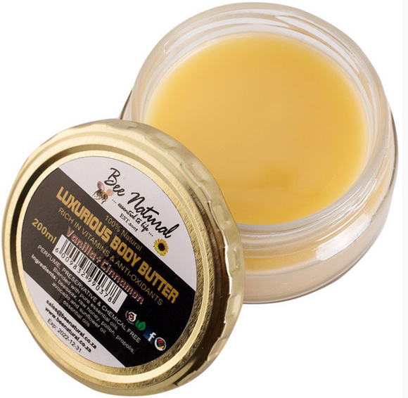 Bee Natural Body Butter