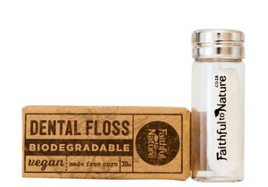 Faithful to Nature Biodegradable Dental Floss
