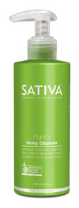 Sativa Purify Hemp Cleanser 125ml