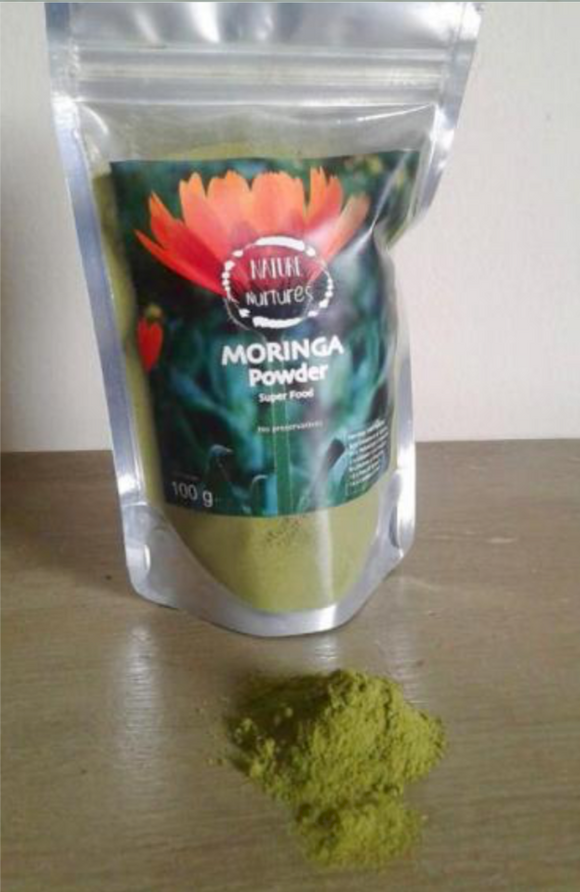 Nature Nurtures Moringa Powder 100g