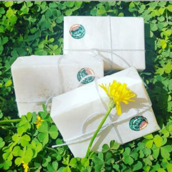 Nature Nurtures Natural Body Soap