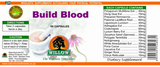 Willow Build Blood 60 Capsules