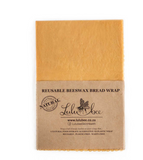 Lulubee's Reusable Beeswax Bread Wrap
