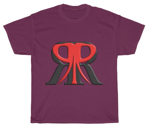 Red Rush Heavy Cotton Tee