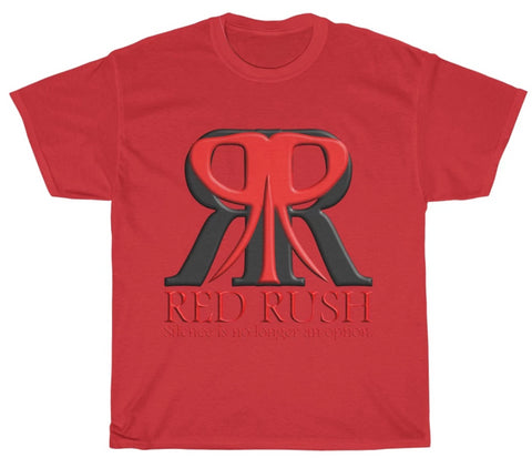 "Image of Red Rush ""Silence is No Longer an Option"" T-Shirt"