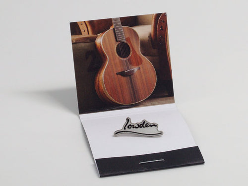 Lowden Enamel Pin Badge