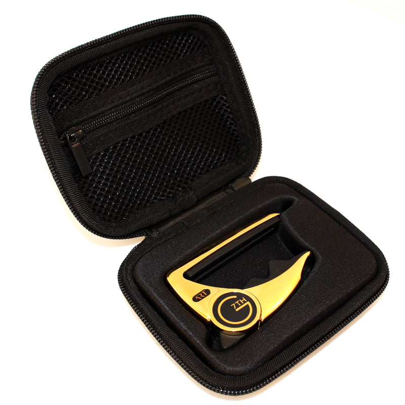 G7th Performance 3 Capo Gold With Zip Case