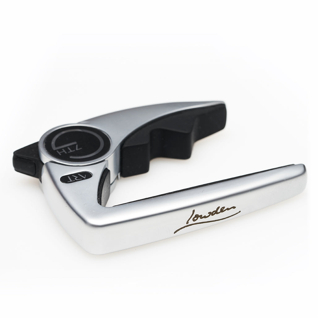 G7th Performance 3 Capo Silver