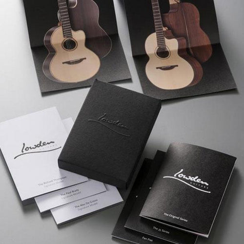 Lowden Guitars Catalogue