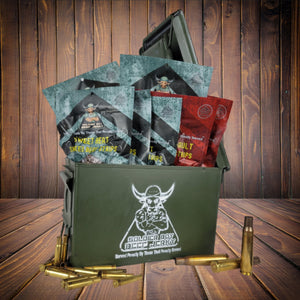 Beef Jerky Ammo Can