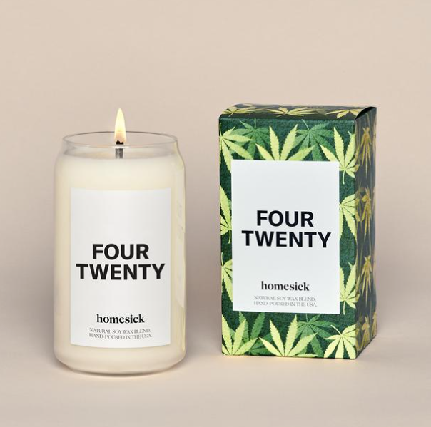 Four Twenty Candle by homesick