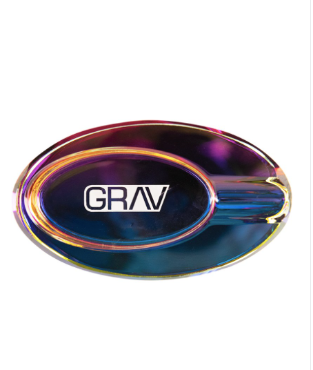 GRAV® ELLIPSE ASHTRAY