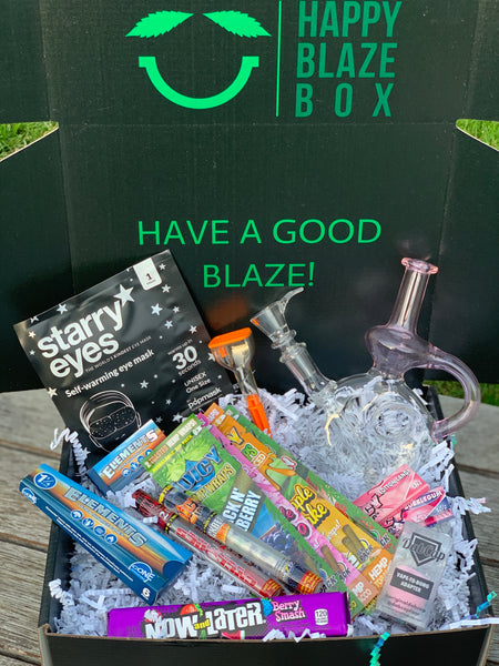 THE REEFER GIRL BOX
