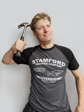 Load image into Gallery viewer, Stamford Hovercorps T-Shirt - Grey/Charcoal