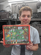 Load image into Gallery viewer, Colin Furze's World of Inventions Puzzle