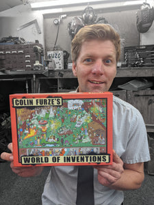 Colin Furze's World of Inventions Puzzle