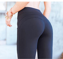 Load image into Gallery viewer, Push Up Stretch Yoga Pants