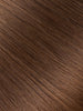 "BELLAMI Professional Volume Wefts 22"" 160g  Chocolate Brown #4 Natural Straight Hair Extensions"