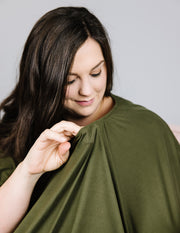 Bomb Shelter™ Nursing Cover | Juniper