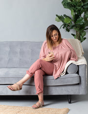 Dusty Rose | Mom + Baby Bundle