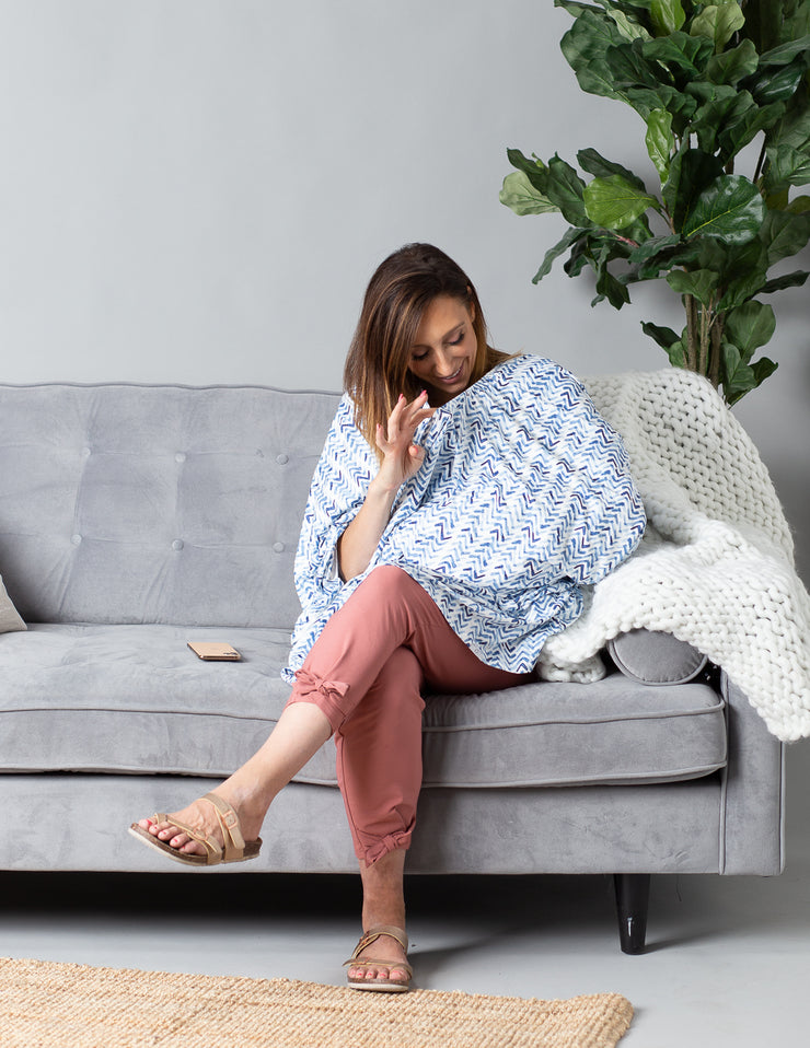 Indigo Arrow | Mom + Baby Bundle