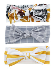 Knit Bow Bundle - MoryJune