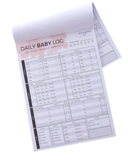 Daily Baby Log - MoryJune