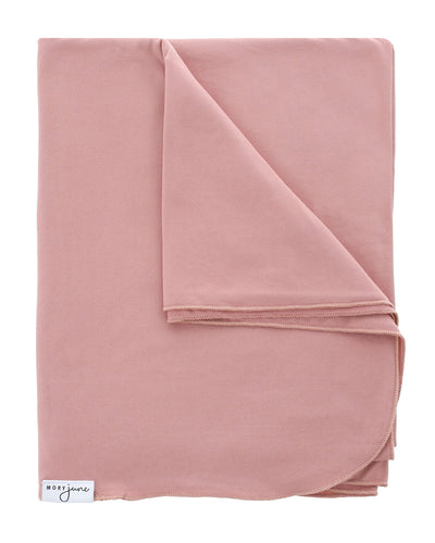 Swaddle Blanket | Dusty Rose