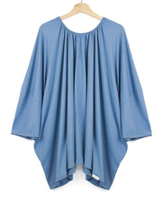 Bomb Shelter™ Nursing Cover | Steel Blue