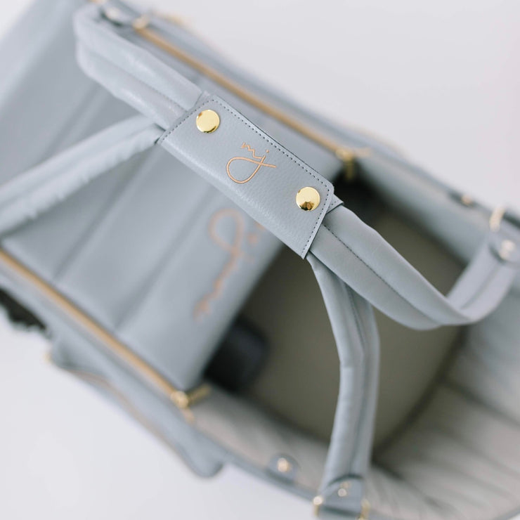 HARBOR GREY MOSES BAG™ - MoryJune