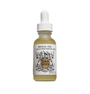 LORD JONES Royal Oil - 1000 mg Hemp Derived Broad Spectrum CBD