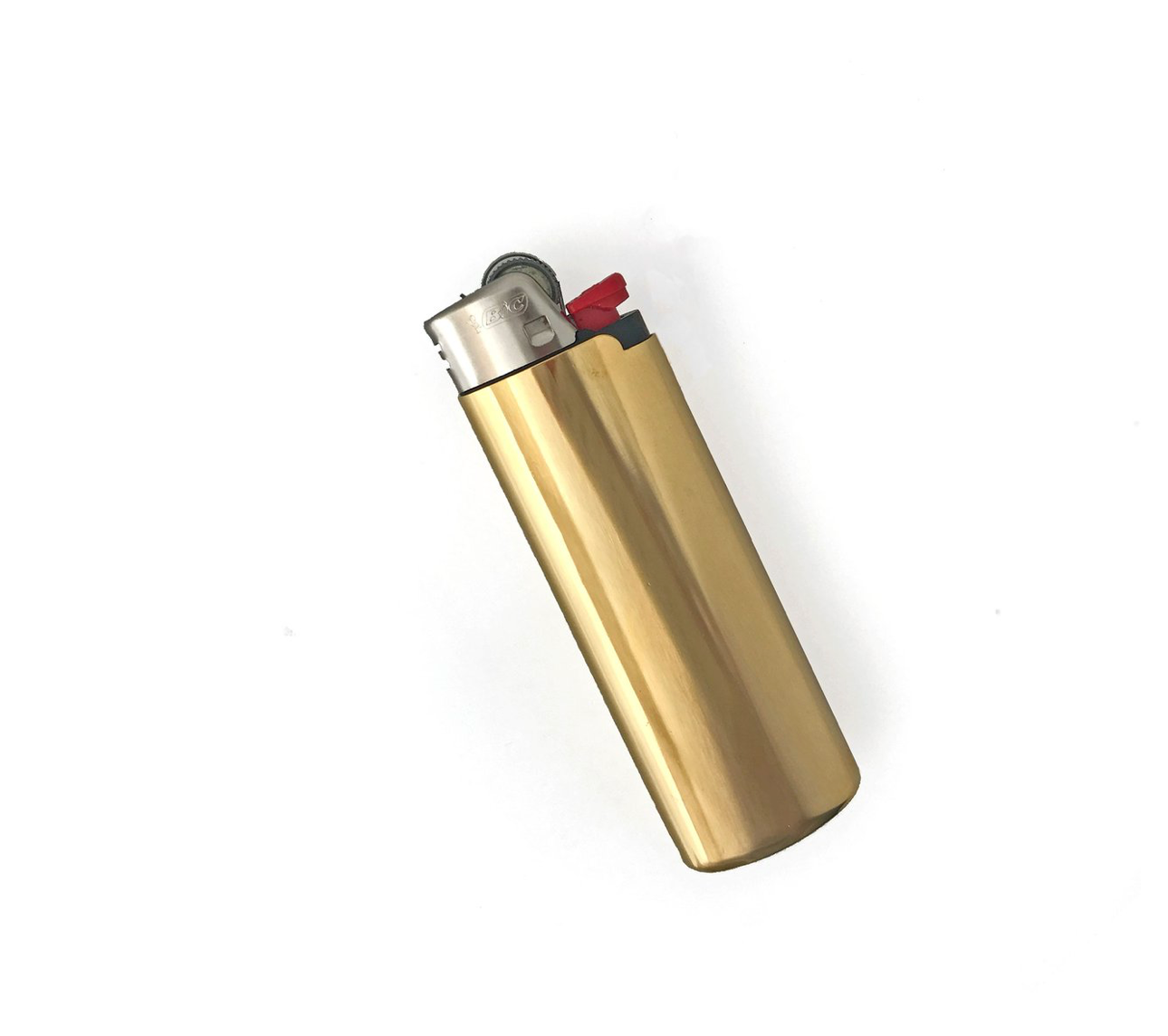 24k Gold Lighter Sleeve