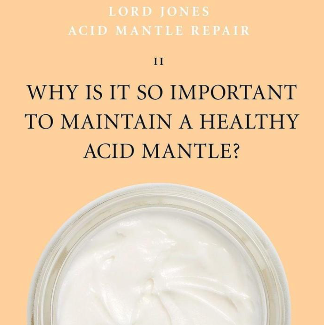 Acid Mantle Repair CBD Moisturizer