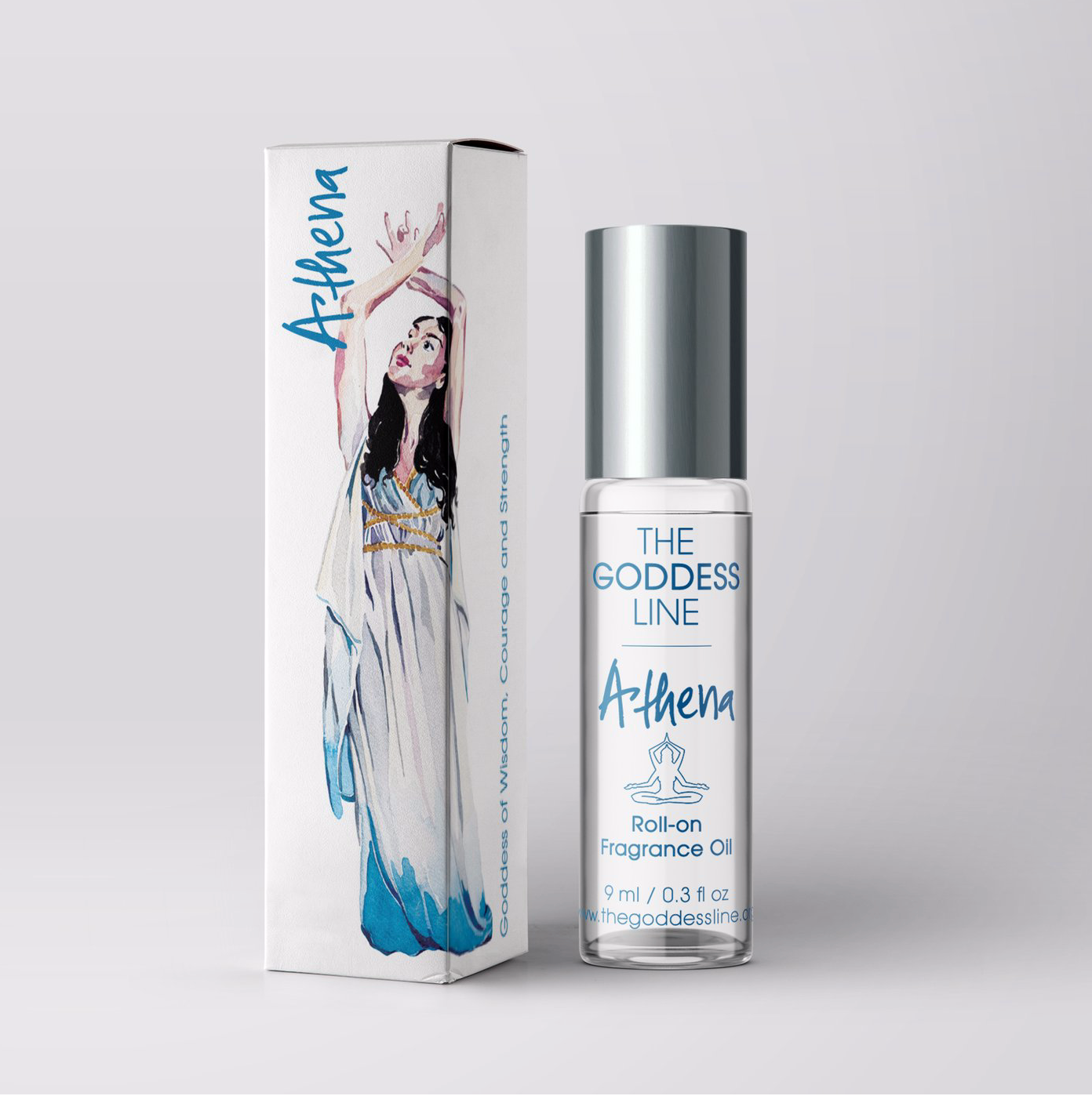 Goddess Line Fragrance Oils