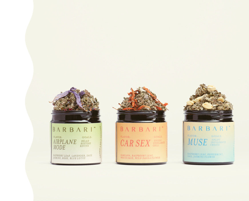 Herbal Mini-Trio Pack