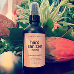 CBD + CBG Hand Sanitizer (4 oz.)