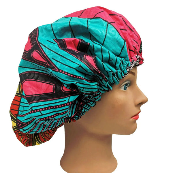 Bonnet de nuit satin-wax