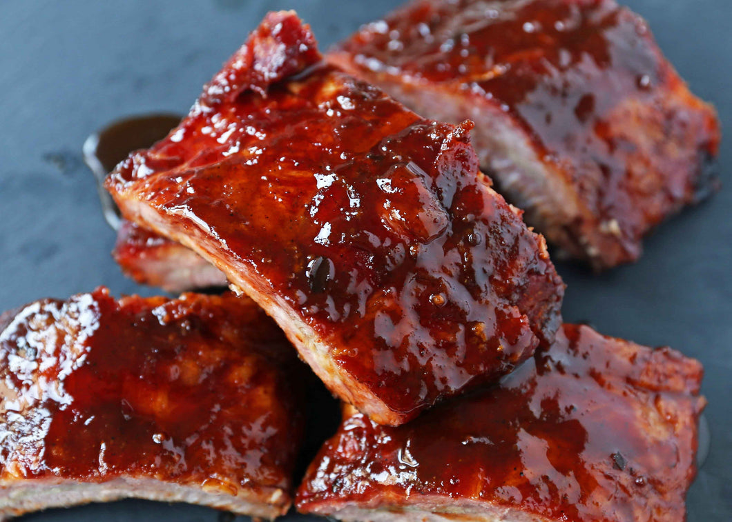 Wed Sept 9th - Smoked Babyback Rib & Cornbread