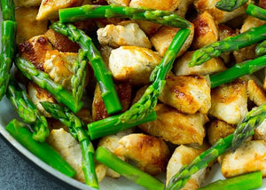 Wed Aug 26th - Chicken Asparagus Stir Fry