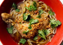 Load image into Gallery viewer, Thurs Jan 14th - Five Spices Chicken Noodle Soup