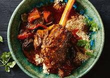 Load image into Gallery viewer, Thur May 13th - Moroccan Style Lamb Shank with Couscous