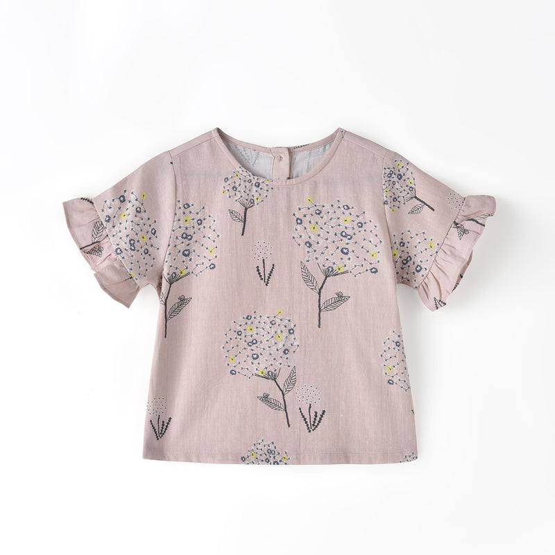 Julie S/S Blouse