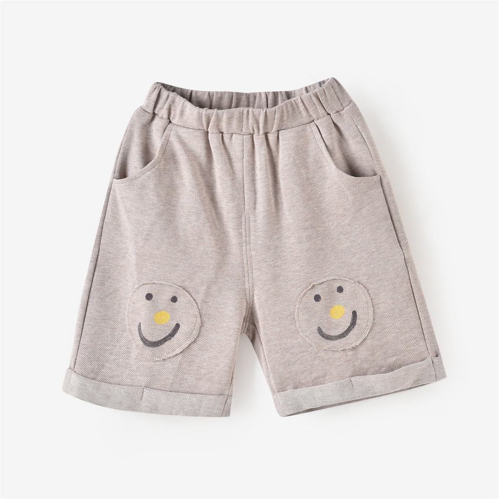 Seth Shorts Coffee Grey