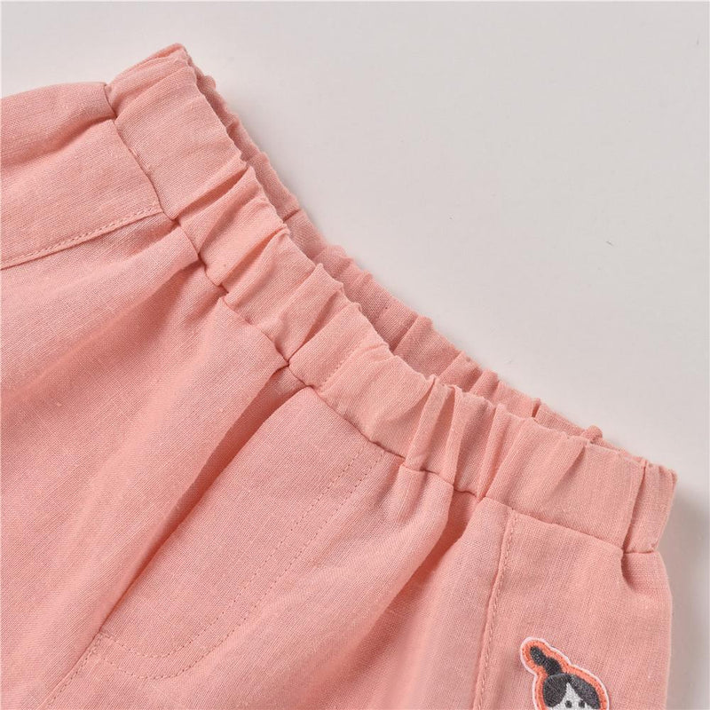 Phoebe Shorts Peach Pink
