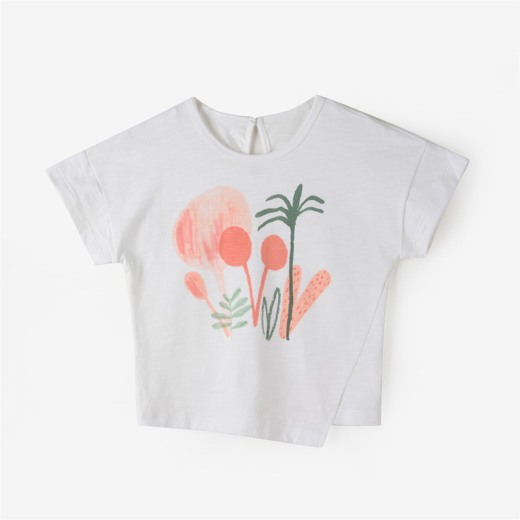 Demi S/S T-shirt CREAM