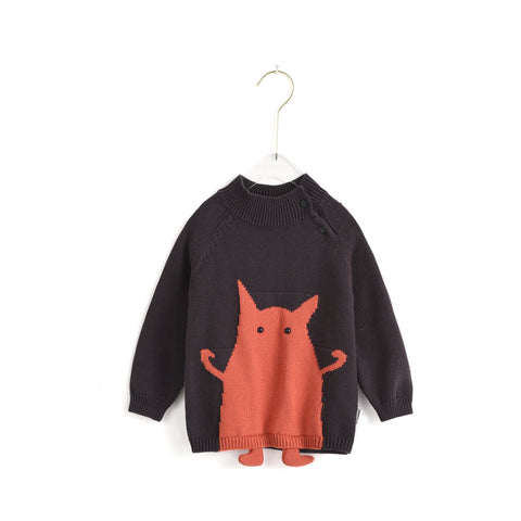 Little Monster Sweater