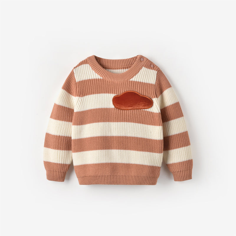 Maverick Sweater Antic Orange