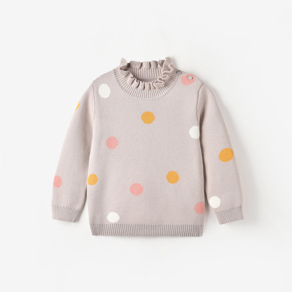 Elizabeth Sweater Light Grey