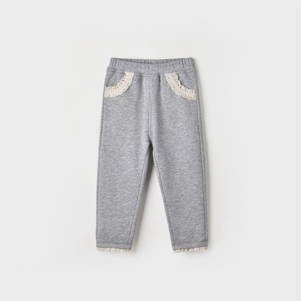 Adeline Pants Medium Grey