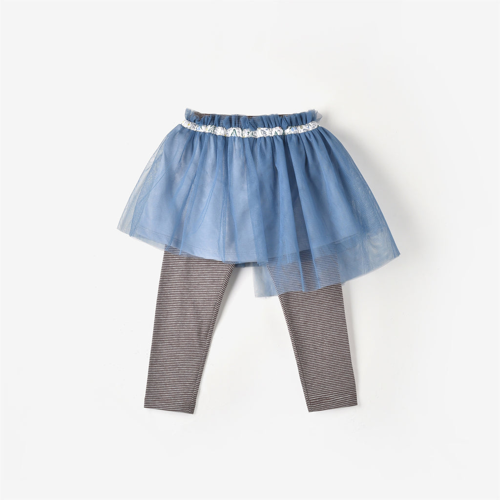 Naomi Skirt Fog Blue